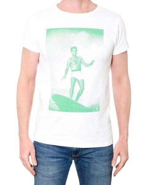 EBCC_Men_s_White_T-Shirt_Round_Collar_Surfing_Elvis_Green_1_1024x1024@2x